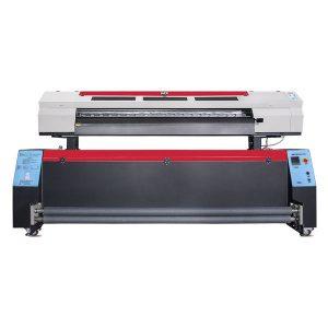 Impresoras de sublimación de tinta de gran formato para tecidos