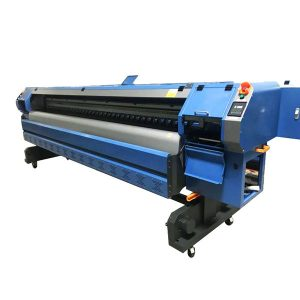 impresora de disolventes / trazador / impresora de faetón universal de gran formato dixital