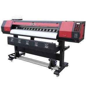 Impresora de disolvente ecolóxico de gran formato vinilo dx5 de 1.8m de gran formato