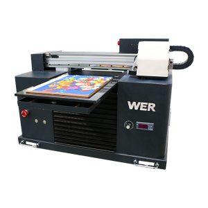 Impresora a3 uv, impresora plana uv automática de tamaño reducido