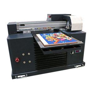 Novo deseño Mini Led A3 A4 tamaño impresora de escritorio UV Escritorio