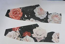 Impresión en coiro auténtico