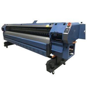 512i impresora de impresora / impresora de bandas flexibles de vinilo dixital