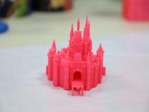 Solución de impresión 3D dun tope único