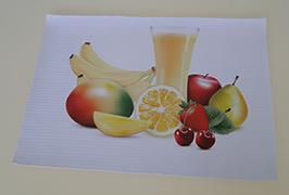 Imaxe de PVC impresa por impresora eco-solvente de 3,2 metros (10 pés) WER-ES3201