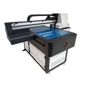 A1 6090 impresora de chorro de aire directa para materiais de pluma de tarxeta de cerámica metálica de vidro