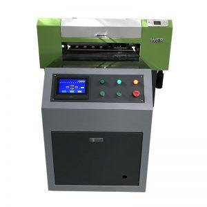 Impresora de lona de gran formato para impresora de bola de golf WER-ED6090UV