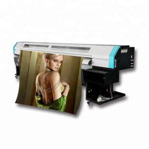 Máquina de impresión de cartelera de phaeton ud-3208p de 3,2 m